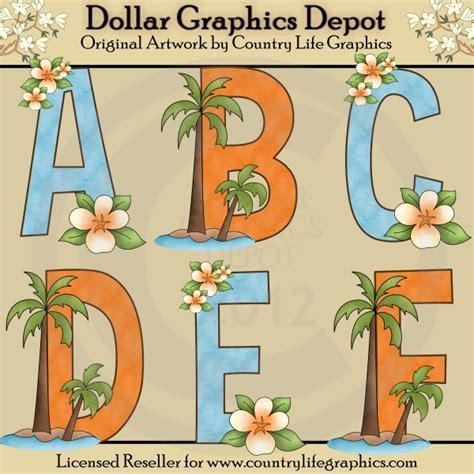 printable hawaiian letters printable hawaiian clip art 84