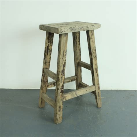 Rustic Wood Bar Stools by Rustic Wooden Bar Stool L155 Lovely And Company