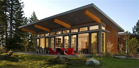 Tiny Houses Colorado by Modern Prefab Homes By Stillwater Dwellings Contemporary