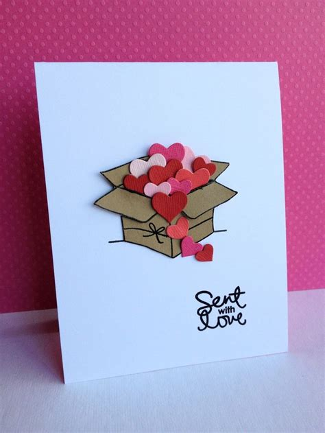 Handmade For Him - 94 best valentines images on creative crafts