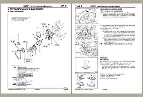 car engine repair manual 2000 mitsubishi mirage electronic valve timing mitsubishi engine workshop manual