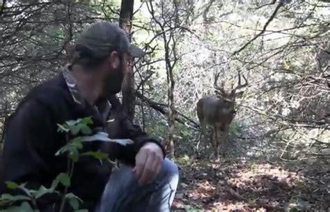 bucks cing and fishing the story the irate buck outdoorhub