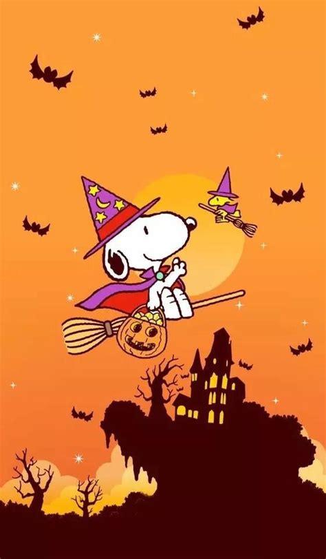 halloween snoopy halloween peanuts halloween snoopy wallpaper