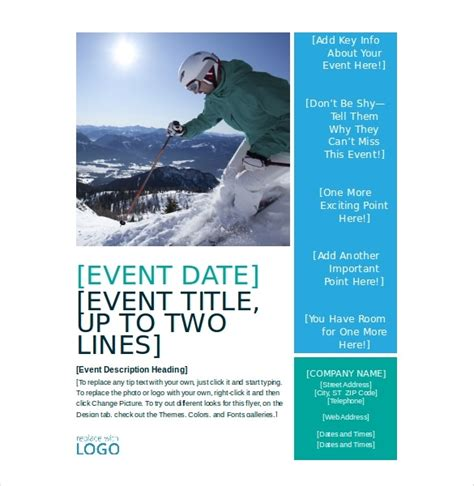 event flyer template word beepmunk