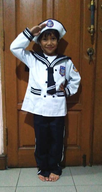 Baju Profesi Anak Perawat Suster Size 8 jual baju profesi sailor anak laki laki sd niyansuri