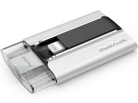 Iphone Flash Drive The New Ixpand Flash Drive From Sandisk Targets Iphone And Owners Imore