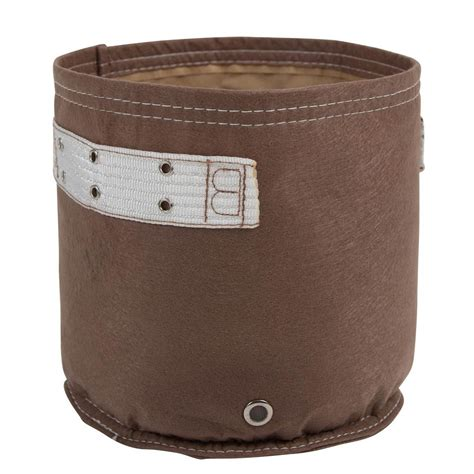 Planter Bag 45 Liter Hitam bloem 2 gal chocolate fabric classic line planter bag cl2