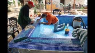 Concrete Bathtub Diy Custom Tub Youtube