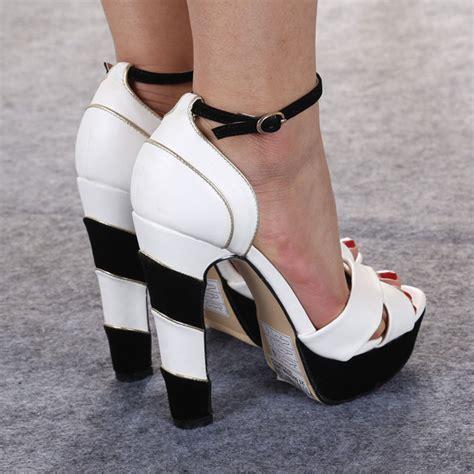 sepatusekolah black and white shoes images