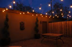 Patio Outdoor Lights Turn Your Outdoor Living Area Into A Year With Permanent Festival Lighting