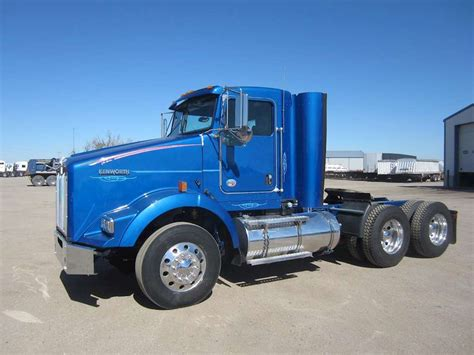 kenworth semis for 2012 kenworth t800 day cab semi truck for sale 259 000