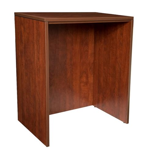 regency office furniture legacy stand up desk 36 quot w x 23