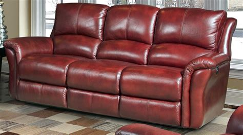 Loveseat Lewis lewis lipstick dual power reclining sofa from living mlew 832p li coleman furniture