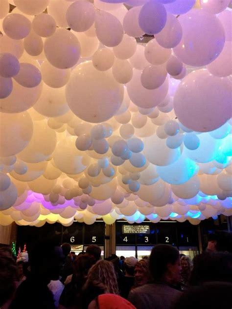 balloon ceiling balloon ceiling wedding balloons balloons