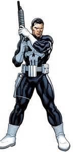Marvel Punisher Punisher Marvel Comics Frank Castle Character