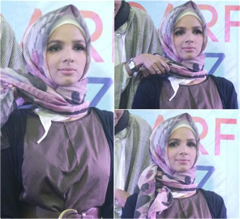 tutorial hijab ala wanita arab tutorial hijab turki dengan scarf panjang ala selebgram