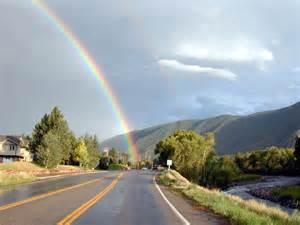 Houston Barnes Rainbow In Basalt Colorado Photos By Jon Barnes Of