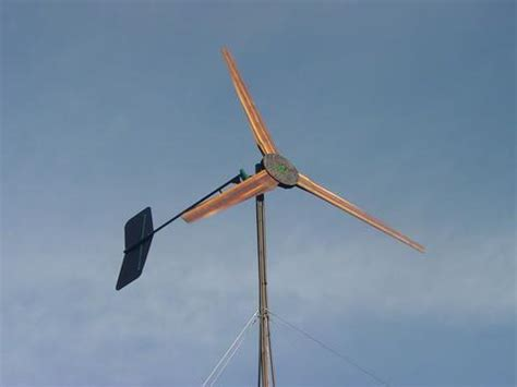 8 free diy or wind turbine designs for producing