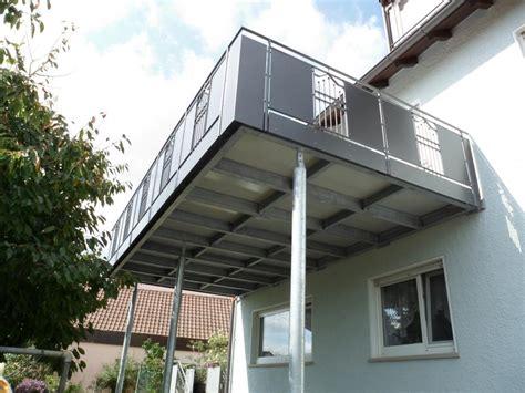 kosten balkongeländer edelstahl carport mit balkon kosten das beste aus wohndesign und