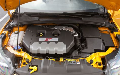 small engine maintenance and repair 2013 ford focus st security system 2013 ford focus st engine bay photo 45086935 automotive com