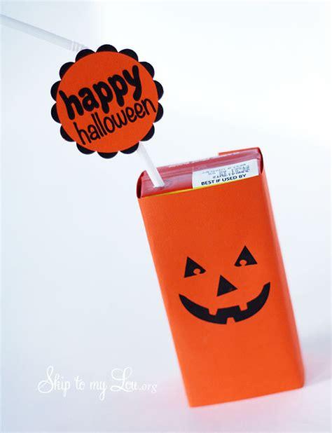 printable christmas juice box cover pumpkin face juice box covers halloween printable skip