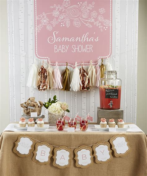 Rustic Baby Shower by Rustic Baby Shower B Lovely Events