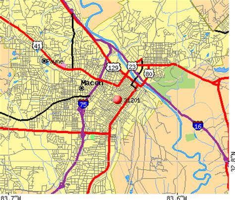 macon zip code map 31201 zip code macon profile homes
