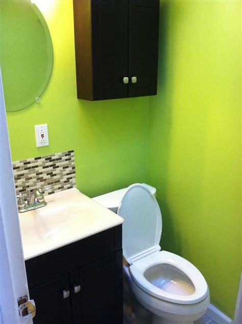 my bathroom world my bathroom the color is benjamin moore pear green