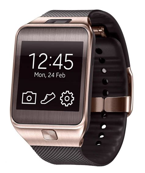 samsung shows two new smart watches