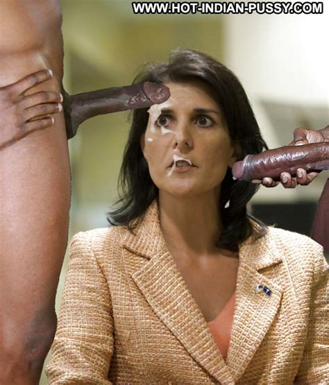 nikki haley private pictures hot celebrity indian milf funny
