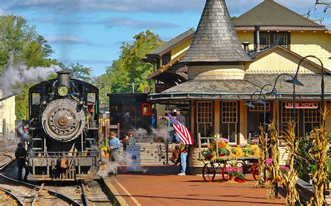 america s best towns for halloween travel leisure