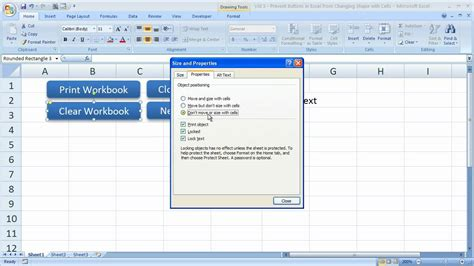 format control buttons excel 2007 excel vba change activex button color excel vba change
