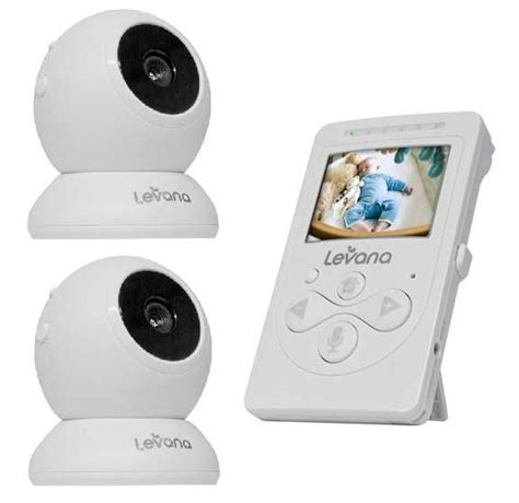 5  best baby monitors for twins with 2 cameras   [Baby