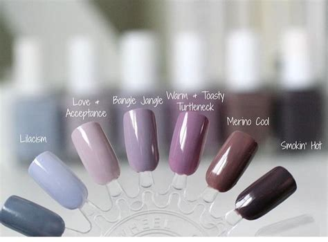 nail colors for winter image result for shellac winter colours 2017 hair nails