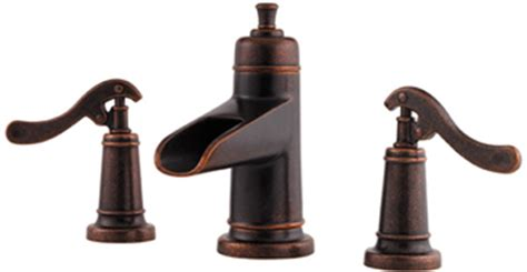 country style bathroom faucets price pfister gt49 yp1u ashfield widespread lavatory