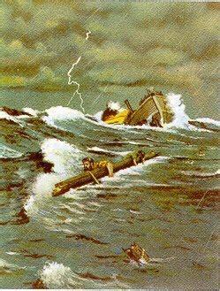 imagenes sensoriales de relato de un naufrago en medio del mar relato de un n 225 ufrago