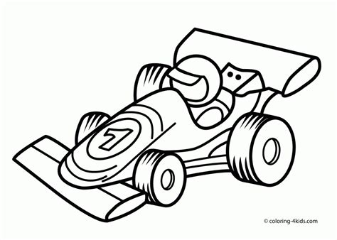 car pictures to color race car pictures to print car coloring pages cars nascar