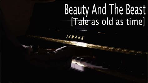 beauty and the beast tale as old as time free mp3 download beauty and the beast tale as old as time piano cover