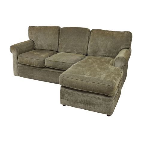 rowe furniture sectional 67 off rowe furniture rowe furniture green sectional