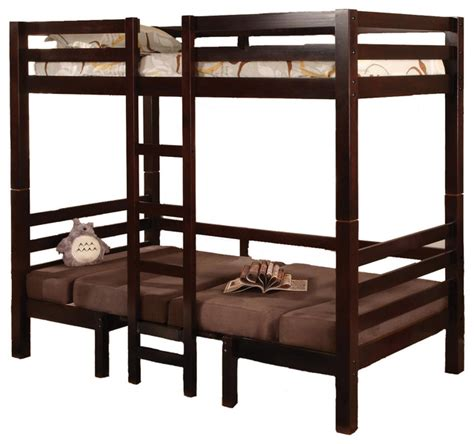 convertible loft bed twin over twin convertible bunk loft bed youth bunkbed