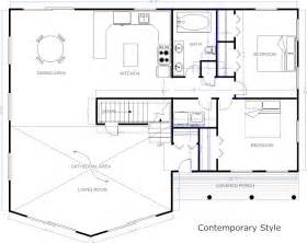 Design Your Floor Plan Free by Make Your Own House Plans Smalltowndjs Com