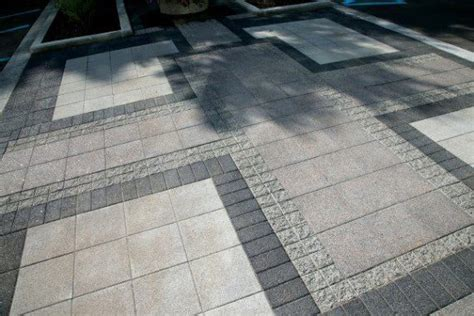 Unilock Series 3000 paver patio closeup with series 3000 by unilock photos