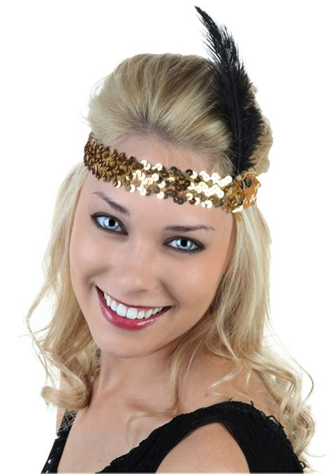 how to make 1920s headpieces 1920s flapper headpiece headband hairstylegalleries com