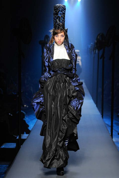 Who Wore Jean Paul Gaultier Better by Jean Paul Gaultier Haute Couture F W 2015 Graveravens