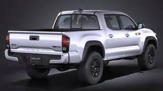 Toyota Taco A Toyota Tacoma Trd Pro 2017 Squir