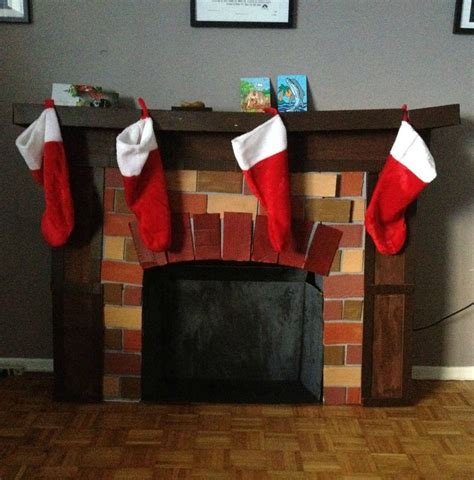 cardboard fireplace diy 1000 images about kamina ot ka6on on tissue