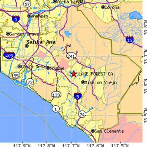 where is lake forest california on a map lake forest ca pictures posters news and on