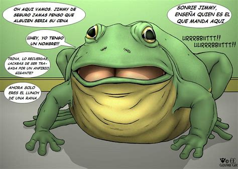 The Giant Frog Carnivore Cafe Spanish Hentai Online