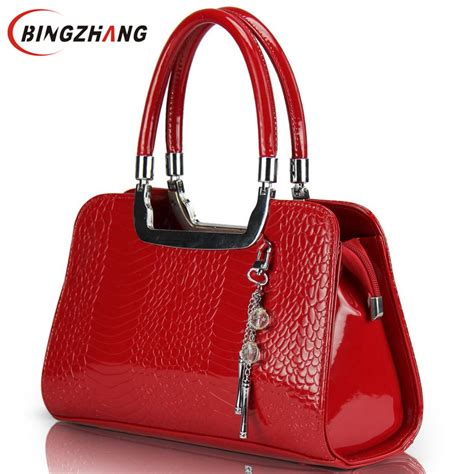 Fashion Bag Fb0018 4 new leather shoulder bags fashion messenger bags tote sale brand crocodile