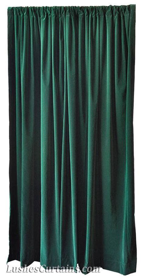 forest green curtains drapes 84 inch h dark forest green home living room window velvet